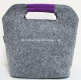 Складной мешок обеда пикника охладителя консервации жары алюминиевой фольги