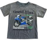 T-shirt enfant pour enfants Vêtements avec conduite en qualité douce Sqt-607