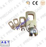 Pies de elevación de hormigón de acero de alta calidad de piezas de anclaje