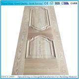 新しいデザイン凸ライン形成された木製の塗るVenner HDFのドアの皮(HDFS-NEW2)