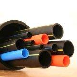 Tubo del PE di drenaggio per drenaggio sotterraneo con il prezzo di fabbrica dei montaggi