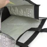 2016 bereitete Zoll gedruckte lamellierte RPET Einkaufstasche auf