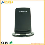 cargador de carga sin hilos de la radio del teléfono celular del soporte del teléfono elegante 10W