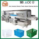 Arruela de equipamentos de limpeza industrial automática da Cesta de plástico Máquina de Lavar Roupa