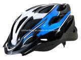 Bicicletta luminosa di colore che corre casco per l'adulto (VHM-019)