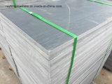 Pálete concreta do tijolo do bloco do PVC