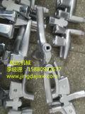 Preiswerteste Dreh-Schwerkraft Druckguss-Maschine für Aluminium/Zinc-Legierungs-Gussteil