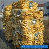 卸し売りベージュ色PPによって編まれるジャンボ袋1000kg