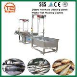 Bon marché de la rondelle de nettoyage automatique électrique avec machine à laver de poissons de la bulle