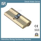 Obbligazione d'ottone aperta Rx-03 del doppio di Cylinde della serratura di portello