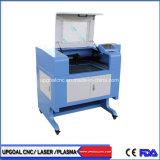 Piccola macchina per incidere acrilica di legno di taglio del laser del CO2 di hobby 500*400mm