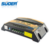 Controlemechanisme van de Last van Suoer 12V 24V 10A het Zonne met Dubbele Interfaces USB (st-C1210)