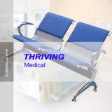 의자 (THR-YD1002-P)를 동반하는 경제 강철 병원