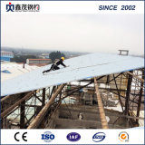 鉄骨構造の倉庫のための経済的な鉄骨構造の格納庫