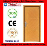 Un style moderne Steel-Wood Armored portes (CF-M041)