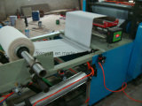 Machine gravante et se pliante en relief de tissu de serviette de papier de haute performance