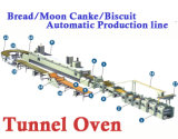 갱도 오븐, 식량 생산 선, 빵 케이크 생산 라인. 1979년부터 실제적인 공장