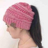 2018 moda jovem feminina tricotado Stretch Hat