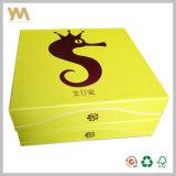 Cera plegable tarta de fabricación para la caja de cartón ondulado