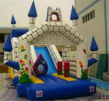 Огромных надувных слайд для детей
