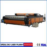Große 2000*3000mm Gewebe-Kleid-Tuch CO2 Laser-Ausschnitt-Maschine