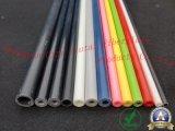 Ácido e alcalino de fibra de vidro resistente a pole com elevada elasticidade