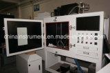 Dichtheid van de Kamer van de Rook/de Kabel van ISO 5659-2 en Analysator van het Gas van de Draad de Brandende/het Testen van de Brand Nbs Apparatuur