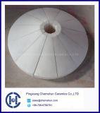 Fodera resistente all'uso delle mattonelle di ceramica del cono di ingegneria