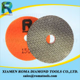 Пусковые площадки диаманта Romatools полируя для Electroplated полируя пусковых площадок