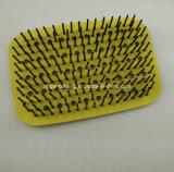 Пусковая площадка различного цвета валика формы резиновый для Hairbrush