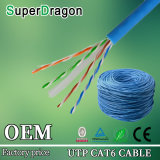 실내 옥외 통신망 케이블 4개 쌍 UTP FTP SFTP Cat5e CAT6