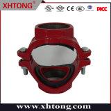 ASTM-A536 الصليب الميكانيكي الملعس لنظام الحماية من الحريق