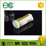 Plein sac à provisions compostable biodégradable respectueux de l'environnement, PLA