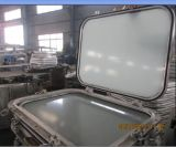 Bastidor de aluminio marino ventana barco