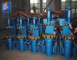 Рывок машины литьевого формования со сдавливаемой трубой/глины песка машины литьевого формования для литейного производства