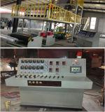 Tres capas del ABA de la coextrusión de la máquina que sopla principal rotatoria de la película plástica