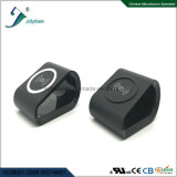 Boîtier noir sans fil rapide intelligent de l'ABS UL-94V0 de chargeur de production d'usine de bobine simple professionnelle de vente en gros