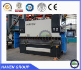 Máquina de dobra hidráulica do CNC WE67k-100X3200
