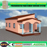 Светлая дом панельного дома стальная рамки/домашних Prefab модульная контейнера