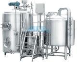 Brasserie de bière de l'équipement industriel, SUS304 équipement de brassage de bière, ce système de fabrication de bière certifiées (ACE-THG-A3)