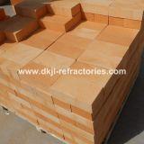 Ladrillos de fuego rojo de alta densidad de baja porosidad para hornos de calefacción