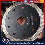 disco di taglio del diamante di 175mm per granito