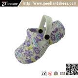 Confortable jardin pour enfants de l'obstruer la peinture des chaussures pour enfants 20288B-1