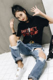 快適なカスタム中国からの綿によって印刷されるTシャツ