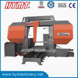 GW42130 수평한 악대 sawing 절단 깎는 기계