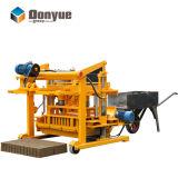 Kleiner manueller Block-formenmaschine (QT40-3A)