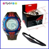 펄스 Rate Sensor Wireless 5.3k Transmission Calorie Counter Watch