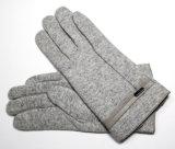 Перчатки зимы способа людей связанные шерстями теплые (YKY5435)