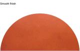 Lisse le PVC de doublure de mousse de fini enduit l'hiver Glove-5124