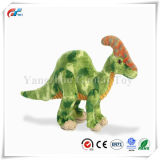 """Parasaurolophus Dinosaur Plush, 16"""""""